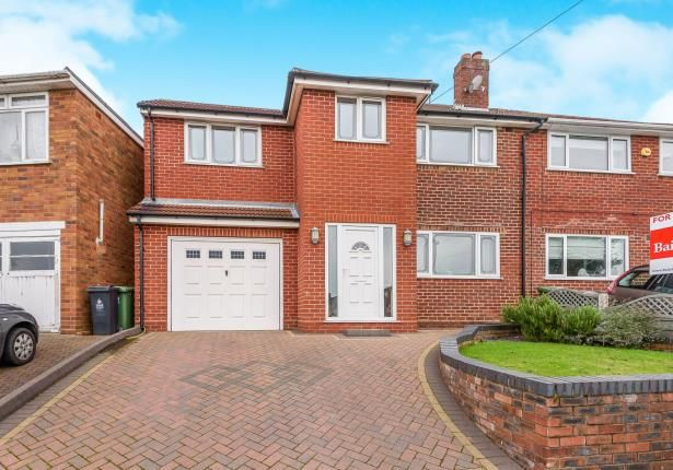 Thumbnail Semi-detached house for sale in Fordbrook Lane, Pelsall, Walsall, .