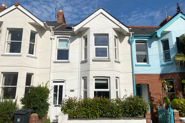 Thumbnail Terraced house to rent in Lymebourne Avenue, Sidmouth