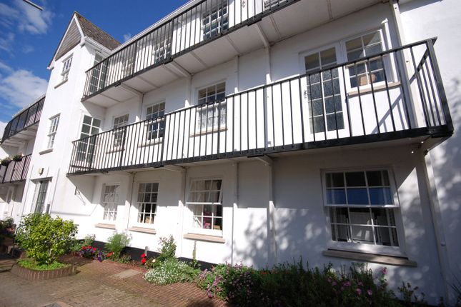 Thumbnail Flat for sale in Underhill Terrace, Topsham, Devon