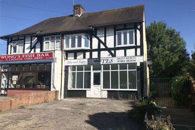 Thumbnail Retail premises for sale in Church Lane, Doddinghurst, Brentwood, Essex