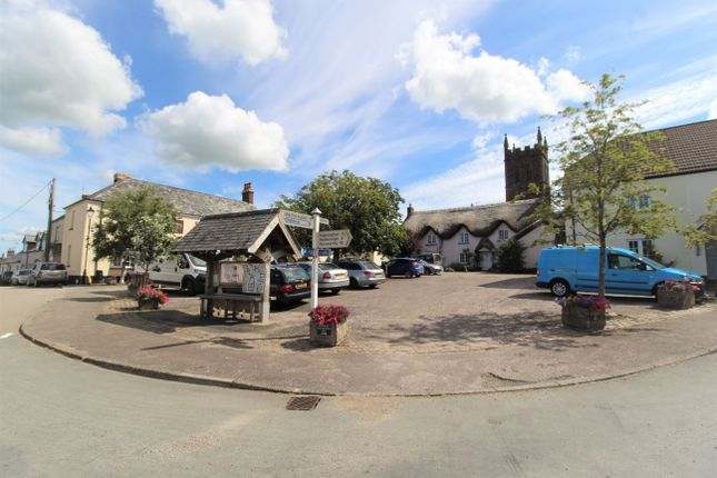 Village Square of The Square, Sheepwash, Beaworthy EX21