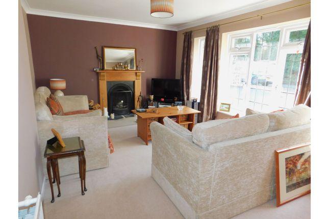 Living Room of Maudlin Lane, Steyning BN44
