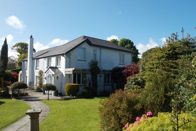 Thumbnail Detached house for sale in Goonreeve, St. Gluvias, Penryn
