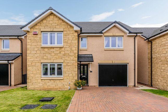 Thumbnail Detached house for sale in Cadwell Gardens, Gorebridge, Midlothian
