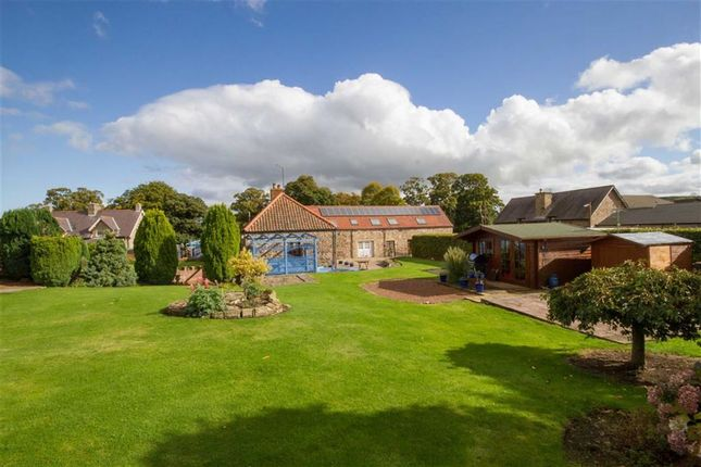 Thumbnail Detached house for sale in Cottage Farm, Wooler, Northumberland