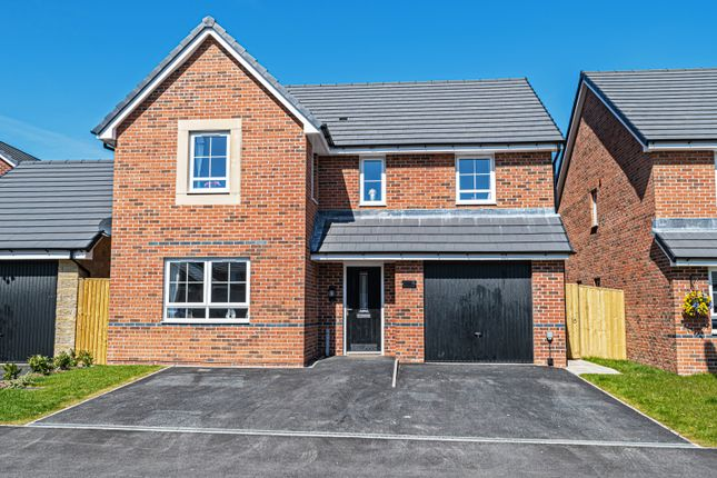 Thumbnail Detached house for sale in Blackmoor Way, Appleton, Warrington