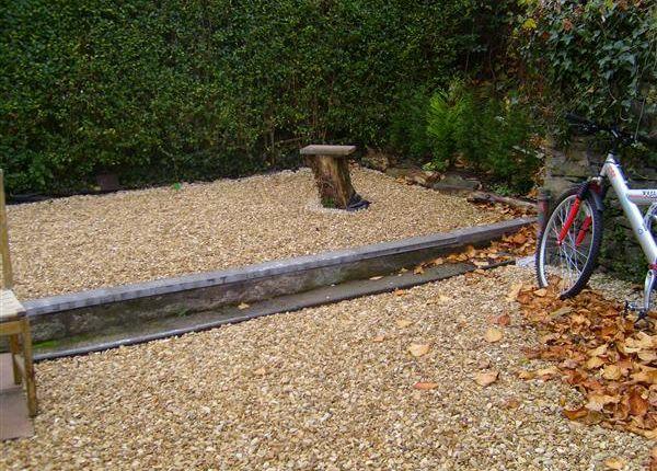 Rear Garden of River Street, Treforest, Pontypridd CF37