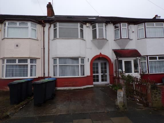 Thumbnail Terraced house for sale in Northumberland Gardens, Lower Edmonton, London