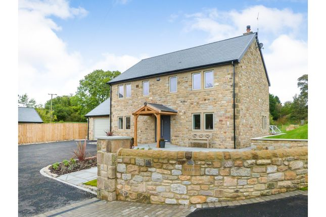 Thumbnail Detached house for sale in School Lane, Laneshawbridge, Colne