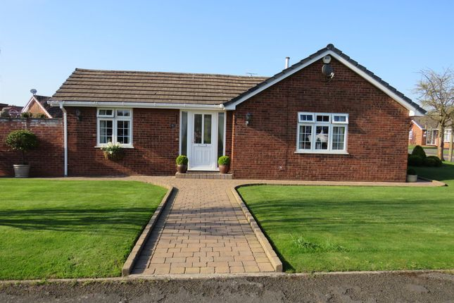 Thumbnail Detached bungalow for sale in Sycamore Rise, Greasby, Wirral