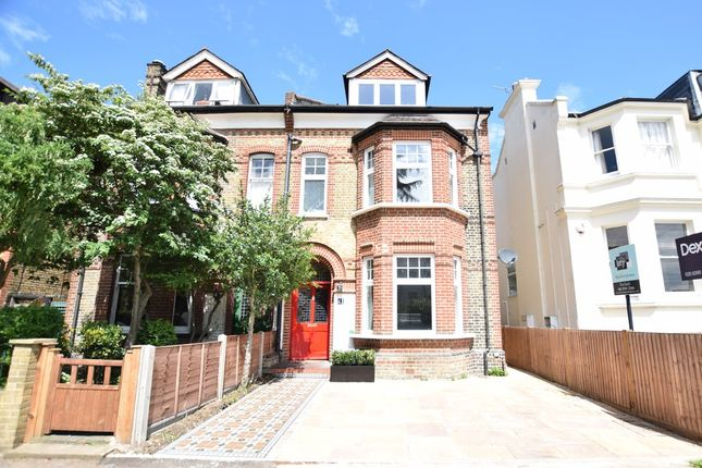 Thumbnail Semi-detached house to rent in Berrylands Road, Surbiton