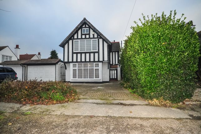 Thumbnail Detached house to rent in Northdown Way, Margate