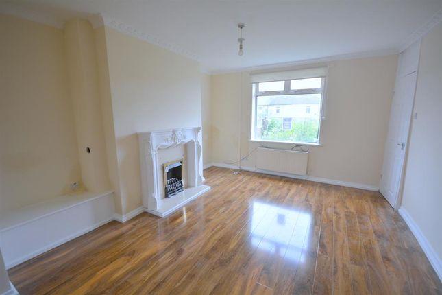 Living Room of Pasture Row, Eldon, Bishop Auckland DL14