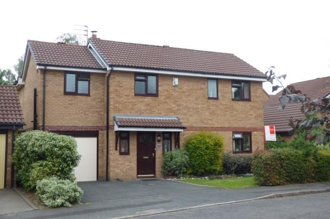 Thumbnail Detached house for sale in Freshwater Close, Great Sankey, Warrington, Cheshire