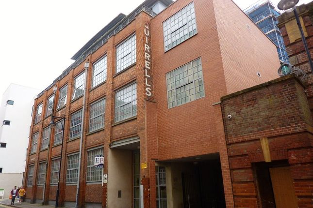 Thumbnail Flat to rent in Squirrel Building, Leicester