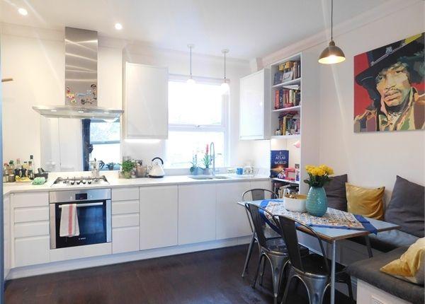 Thumbnail Flat to rent in Greenford Avenue, Hanwell, London