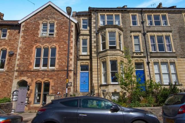 Thumbnail Flat for sale in West Park, Bristol