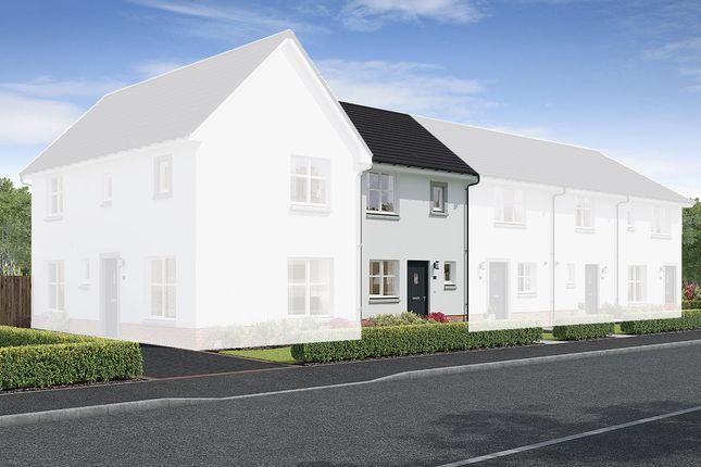 "Thumbnail Terraced house for sale in ""Balgowan"" at Whitehills Gardens, Cove, Aberdeen"