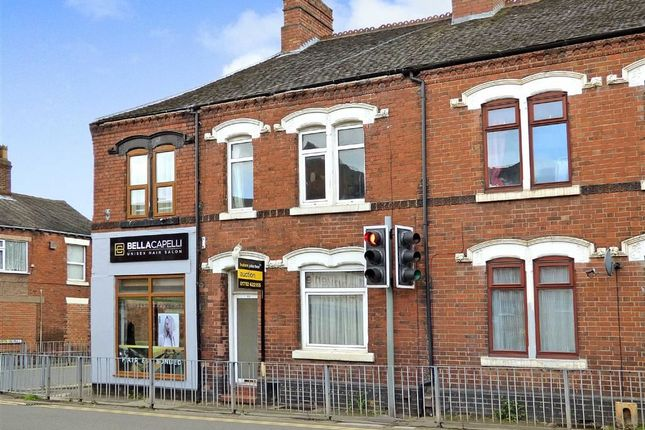 Thumbnail Terraced house for sale in London Road, Chesterton, Newcastle-Under-Lyme