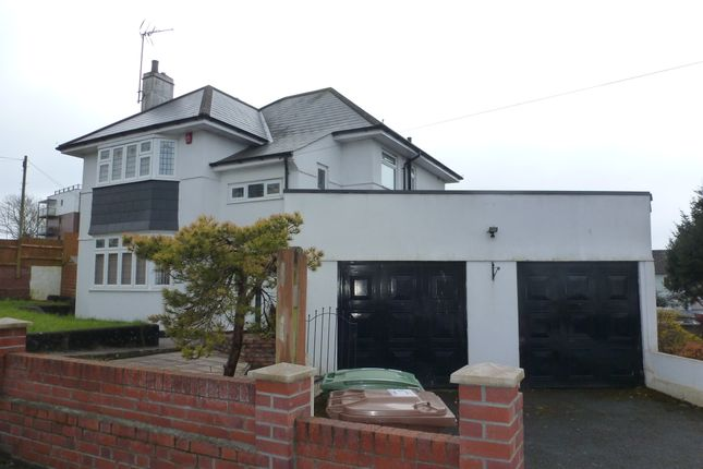 Thumbnail Detached house for sale in Bowers Road, Milehouse, Plymouth