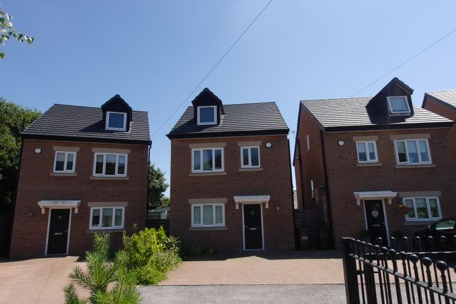 Thumbnail Detached house to rent in Moor Road, Orrell