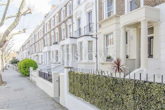 Thumbnail Maisonette to rent in Elgin Avenue, London