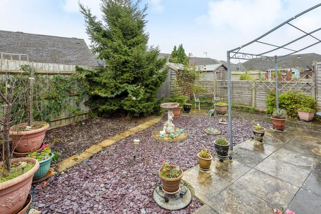 Garden of Hillary Drive, Didcot OX11