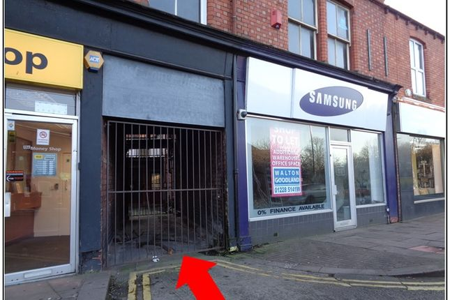 Thumbnail Light industrial to let in 5 West Tower Street, Carlisle