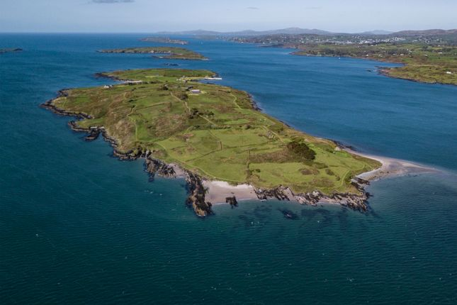 Thumbnail Country house for sale in Horse Island, Roaringwater Bay, Schull, Munster, Ireland