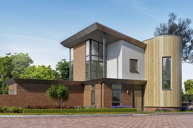 "Thumbnail Property for sale in ""Gatehouse"" at Kitsmead Lane, Longcross, Chertsey"