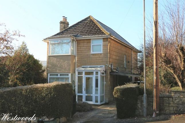 Thumbnail Detached house for sale in Westwoods, Bathford, Bath