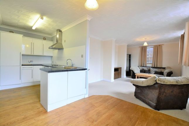 Thumbnail Flat to rent in Vernon Street, Lincoln