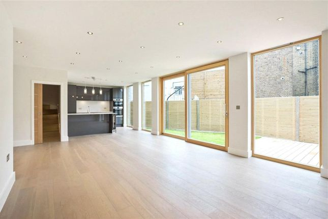 Thumbnail Detached house to rent in Messina Avenue, West Hampstead