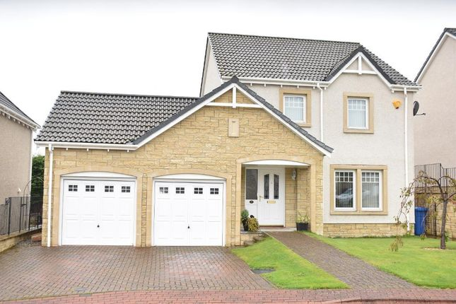 Thumbnail Detached house for sale in Moray Park Place, Inverness