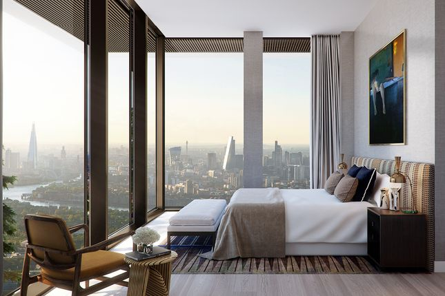 Flat for sale in Marsh Wall, Wardian London, Design Cube At Ballymore