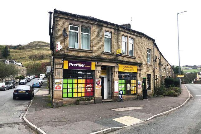 Thumbnail Retail premises for sale in Burnley Road, Todmorden