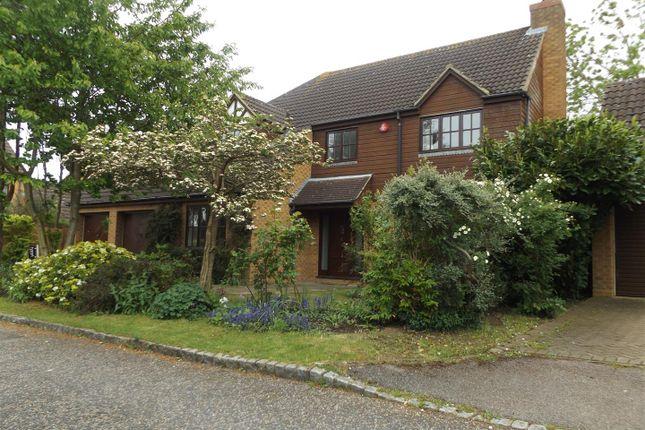 Thumbnail Property to rent in Little Meadow, Loughton, Milton Keynes