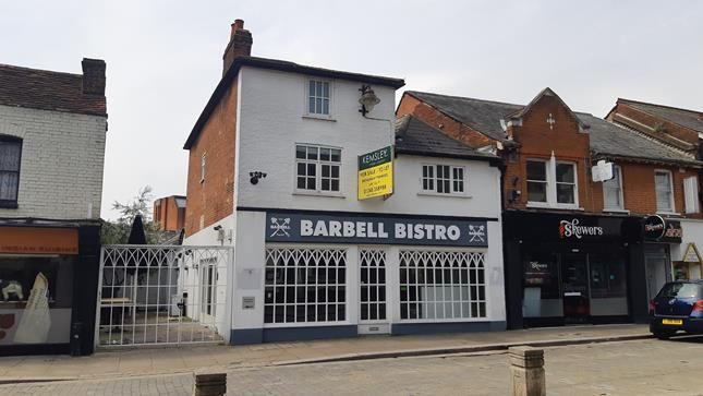 Thumbnail Restaurant/cafe to let in Baddow Road, Chelmsford, Essex