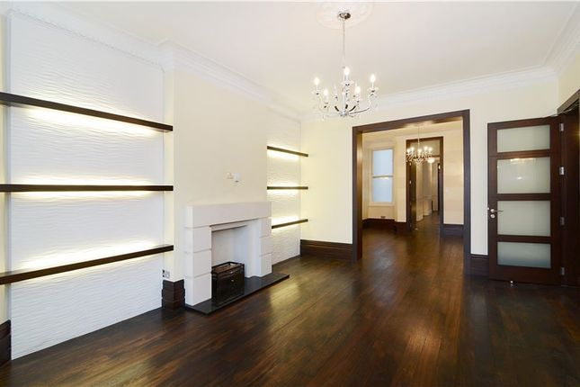 Thumbnail Flat to rent in Zetland House, Marloes Road, London