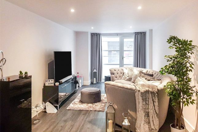 Thumbnail Flat for sale in Aria Apartments, Chatham Street, Leicester