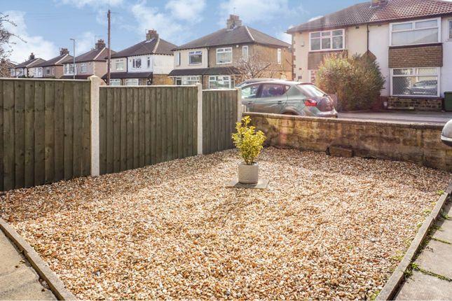 Front Garden of Calverley Moor Avenue, Pudsey LS28