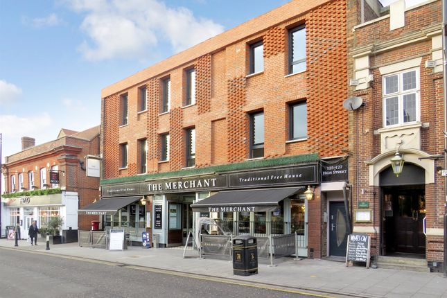 Thumbnail Flat for sale in Roth House, High Street, Brentwood