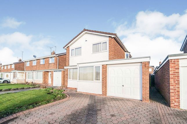 Thumbnail Detached house for sale in Broadmeadows, East Herrington, Sunderland