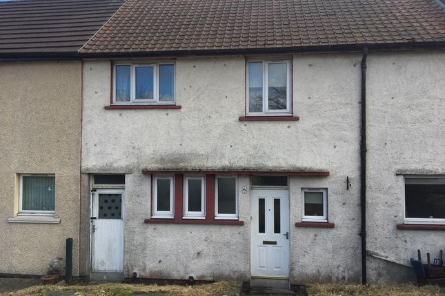 Thumbnail Terraced house for sale in Balfour Street, Bonnybridge