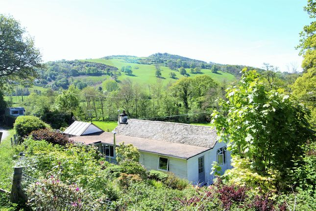 Thumbnail Detached bungalow for sale in Delwyn Lane, Llanfyllin