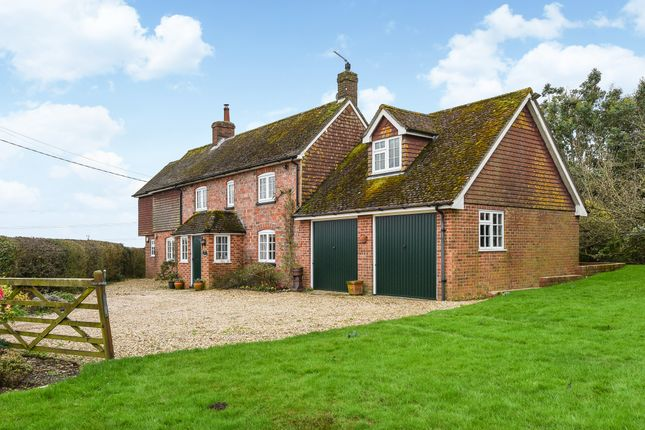 Thumbnail Detached house for sale in Hall Lane, Upper Farringdon, Hampshire