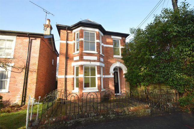 Thumbnail Detached house for sale in Queens Road, Lyndhurst, Hampshire