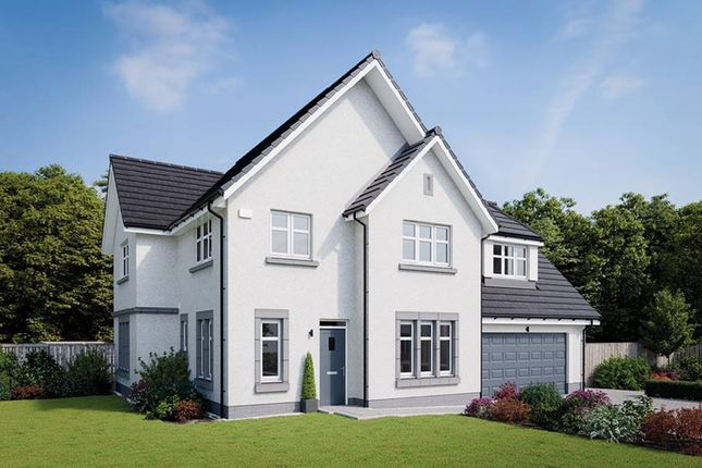 "Thumbnail 4 bedroom detached house for sale in ""The Guthrie"" at Balhalgardy Rise, Inverurie"