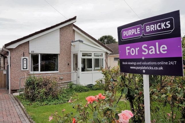 3 bed detached bungalow for sale in Gors Road, Abergele