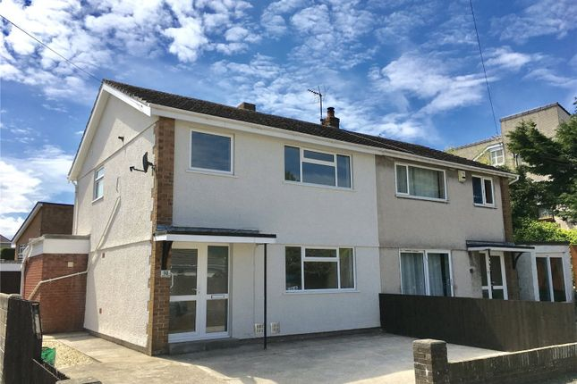 Thumbnail Semi-detached house for sale in Heol Fair, Porthcawl